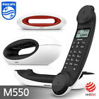 Philips M550 1.7Ghz Mira Cordless Digital Wireless Phone Free shipping&tracking