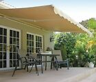 10 ft. SunSetter Motorized Retractable Awning - Outdoor Shade Deck & Patio