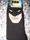 BATMAN OR SPIDERMAN MENS SOCKS SIZE 6 TO 11 SUPERHERO MARVEL COMICS BRAND NEW
