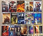 YOU CHOOSE SCI-FI DVD -G to VG DISC AND COVER ART -NO CASE- @ EXTRA SHIPS FOR $1