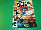 Power Pack #19 March 1986 Marvel Comics 1st print Wolverine Thor Beta Ray Bill