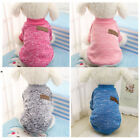 Pet Coat Dog Jacket Spring Clothes Puppy Cat Sweater Coat Clothing Apparel '