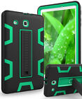 For Samsung Galaxy Tab E 9.6 Defender Shockproof Protector Resistant Case Cover