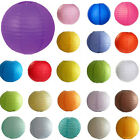 "Size 4""6""8""10""12"" Paper Lanterns Wedding Party Venue Birthday Decorations Gift $1.57 USD on eBay"