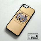 NEW Gucci18Guilty Gold Print Case For Iphone 7 8 8 Plus X Case Cover