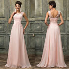2017 Long Wedding Ball Gown Evening Formal Party Prom Bridesmaid Maxi Dress 6-20