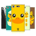 HEAD CASE DESIGNS KAWAII DUCK SOFT GEL CASE FOR SONY XPERIA XZ1 COMPACT