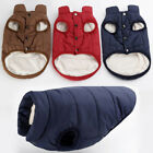Stylish Pet Dog Winter Soft Warm Coat Sweater Puppy Fleece Vest Jacket Clothes '
