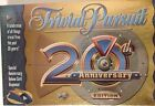 Trivial Pursuit 20th Anniversary Edition Board Game (Never Opened) New Sealed
