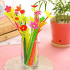 Flower Pens 1 Pieces Christma Gift  Home Office School Decoration Writing Pens