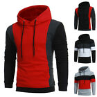 New Men's Boys Winter Hoodie Warm Hooded Sweatshirt Truck Jacket Outwear Sweater