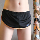 Men Panties Underwear Boxer Pouch Trunks Seamless Boxers Pajamas Comfy Home Wear