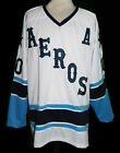 HOUSTON AEROS WHA RETRO HOCKEY JERSEY GORD LABOSSIERE SEWN NEW ANY NAME
