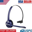 pro bluetooth headset - Mpow Pro Trucker Bluetooth Headset Office Wireless Cell Phone Headphone with Mic