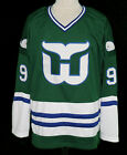 GORDIE HOWE WHALERS RETRO HOCKEY JERSEY SEWN NEW ANY SIZE