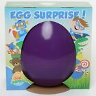The Original Egg Surprise egg Large/Giant/Big Eggs 14 Inch Pink and Blue
