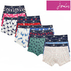 Joules Crown Joules Boxer Shorts (3 Pack) (Y) **FREE UK Shipping**