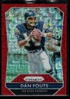 DAN FOUTS /99 $20+ CHARGERS PRIZMS RED POWER REFRACTOR #98 SP 2015 PRIZM PANINI $0.99 USD