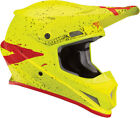 THOR MX Motocross 2018 SECTOR Hype Offroad Helmet (Acid/Red) Choose Size