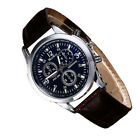 Wrist Watches for Man Boy Leather Strap Quartz Male kids Children Scout Him GiftWristwatches - 31387