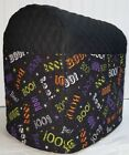 Halloween Boo Kitchenaid Stand Mixer Cover w/Pockets