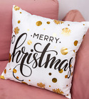 18' Golden Eyelashes Plush Pillow Case Sofa Waist Cushion Cover Throw Home Decor