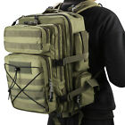 35l backpack - 35L Military Tactical Camping Hiking Backpack Outdoor Rucksack Climbing Bag