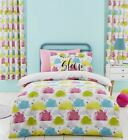 Catherine Lansfield Clouds Duvet Cover & Accessories Kids Bright Bedding