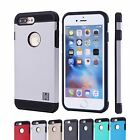 Dual-Layer Hybrid Slim Armour Shockproof Case Cover For Apple iPhone 7/8 Plus