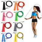 jump rope length - Steel Wire Speed Skipping Jump Rope Crossfit Fitnesss Exercise 9,8ft length