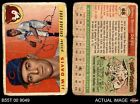 1955 Topps #68 Jim Davis Cubs AUTHENTIC