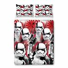 SAR WARS DOUBLE DUVET COVER EPISODE VIII TROOPER THE LAST JEDI