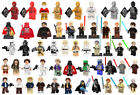 C-3PO Leia Luke Skywalker Minifigure Darth Vader Building Toys Han Solo Rare $1.95 USD