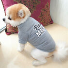 New Pet Puppy Clothes T Shirt Small Dog Cat Pet T-Shirt Clothes Costume Appare