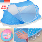 Baby Infant Portable Folding Travel Bed Crib Canopy Tent Foldable Mosquito Net