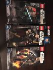 Lego Star Wars Buildable Figures BRAND NEW
