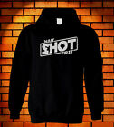 James Bond  Han Solo Licensed to Shoot First Hoodie 3 $58.99 USD