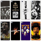 coque System Of A Down Dur Rigide Huawei P7 P8 P9 P10 Honor4 6 7 8