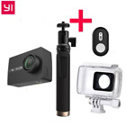 YI Lite Action Camera 16MP Real 4K Sports Camera with Built-in WIFI 2 Inch LCD