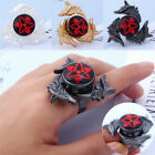Fox Fingertip Anxiety Stress Relief  Gyro Ring Gift Hand Jewel Toy Ring bu