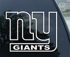 NY New York Giants Window Sticker Vinyl Decal any size any color $1.5 USD on eBay