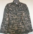 US ARMY ACU RIPSTOP FLAME RESISTANT SHIRT SMALL MEDIUM LARGE X-LARGE NEW (F118)