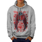 Wounded Heart Art Fashion Men Hoodie NEW | Wellcoda
