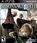 RESONANCE OF FATE - SONY PLAYSTATION 3 PS3 GAME COMPLETE