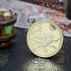 Monkey Commemorative Coin Crafts Collection Gift Gold  Sliver Color NEU