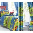 HILLTOP FARM BEDDING AND CURTAINS SINGLE DOUBLE JUNIOR DUVET COVER KIDS BEDDING