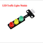 Rduino 51 SCM Platform Control 5V LED Traffic Light DIY Module 56*21*11mm