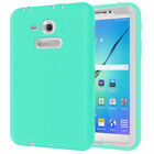 US Shockproof Case Heavy Duty Cover Stand For Samsung Galaxy 3/E Lite 7.0 6Color
