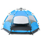 5-7 People Waterproof Automatic Outdoor Instant Pop Up Tent Camping Hiking Tent
