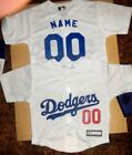 Los Angeles Dodgers MLB Infant Replica Jersey add any  name & number